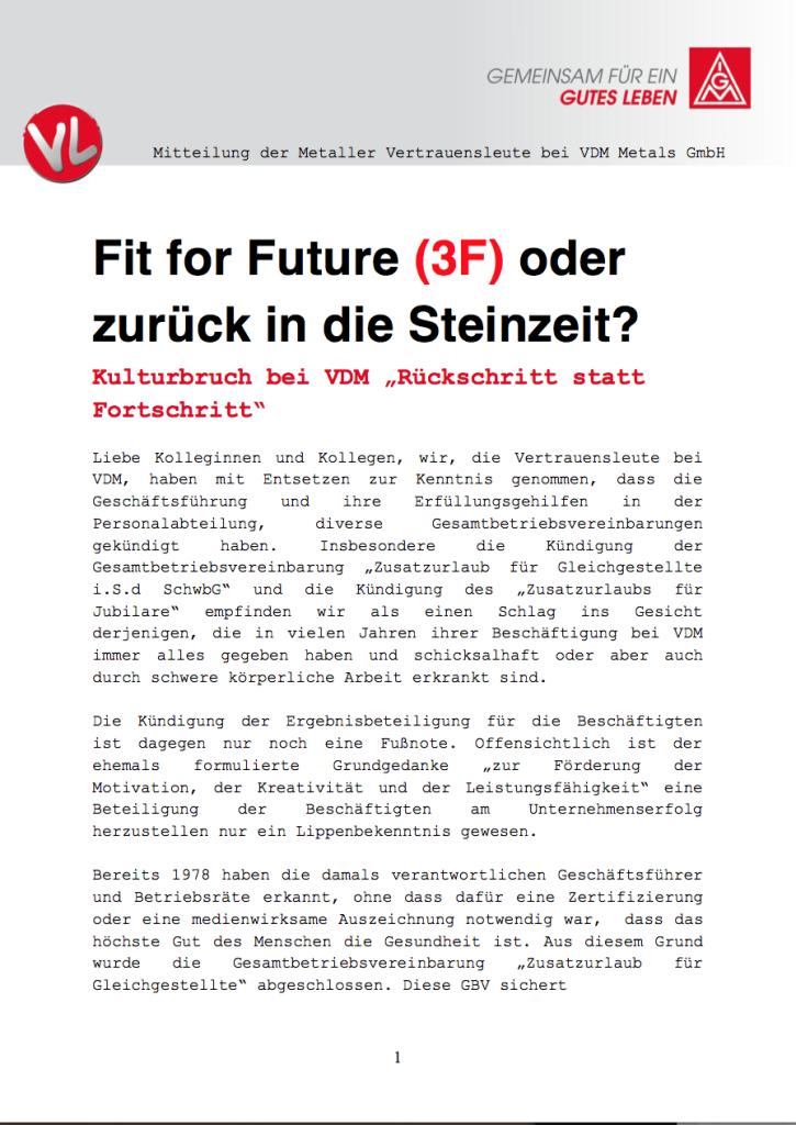 2014.10.06 Mitteilung VL Seite 1