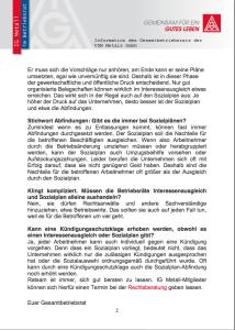 Information GBR 2