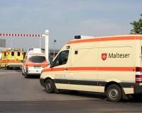 Outokumpu: 19 Verletzte bei Gasexplosion